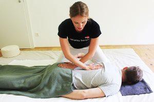 Shiatsu Massage Linz